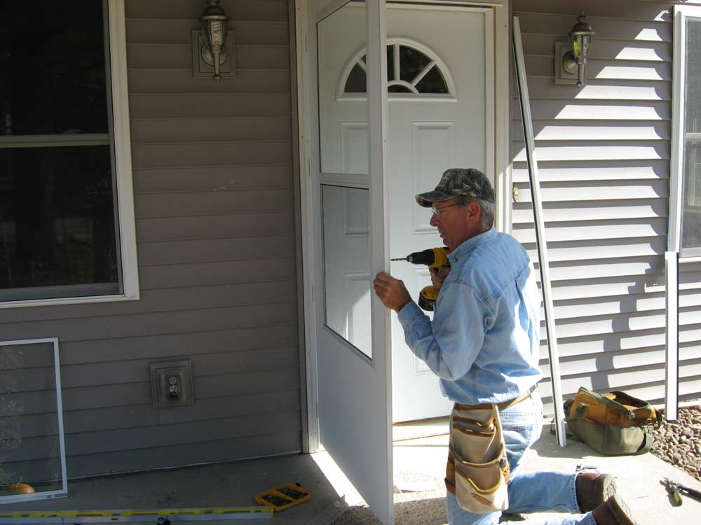 awesome how to install a screen door Part - 1: awesome how to install a screen door design ideas