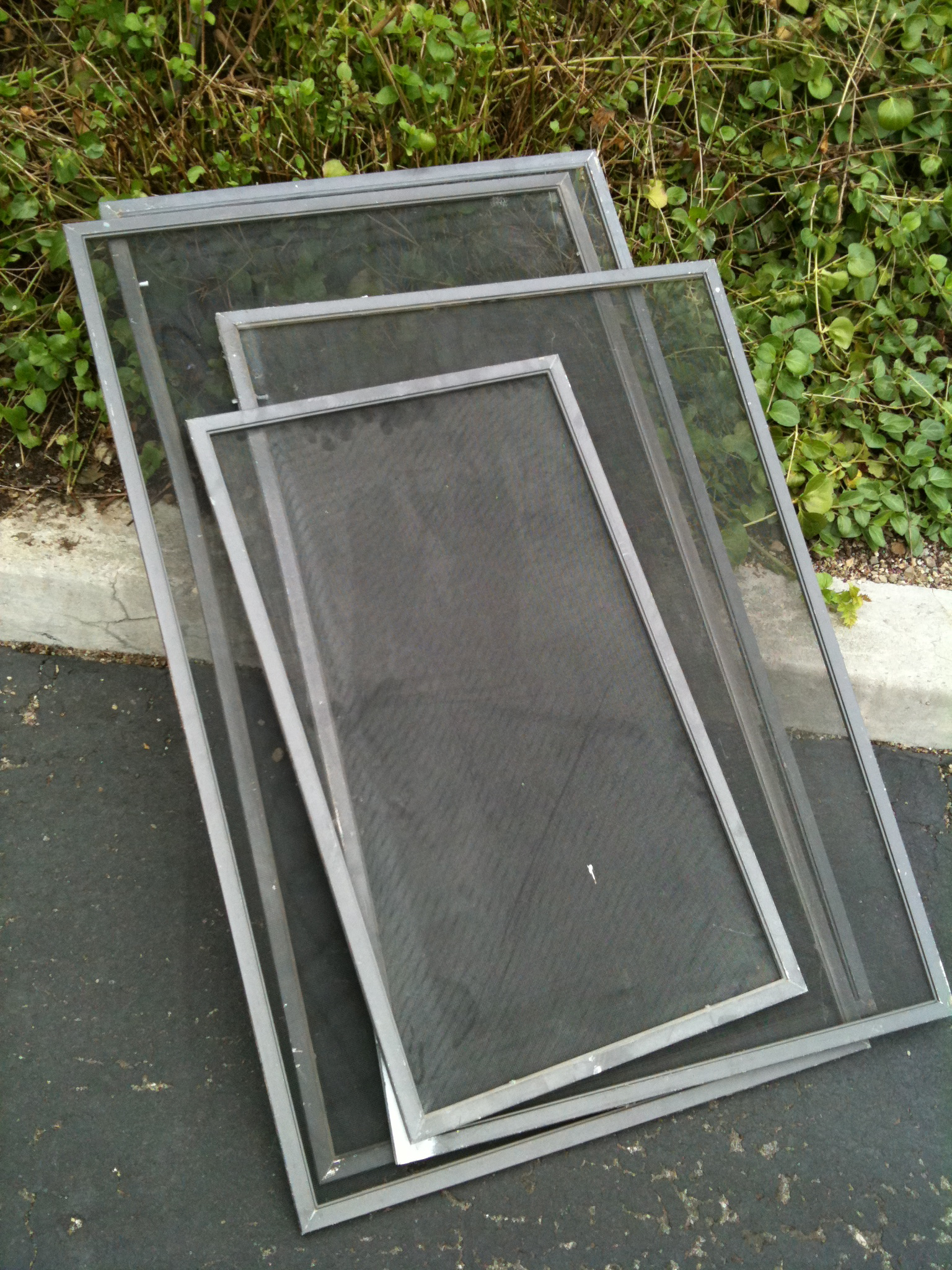 working - Window Screen Frames